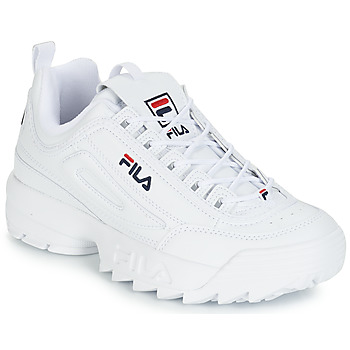Chaussures Homme Baskets basses Fila DISRUPTOR LOW Blanc