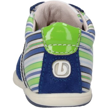 Chaussures Garçon Baskets mode Balducci sneakers multicolor textile daim AG924 multicolor