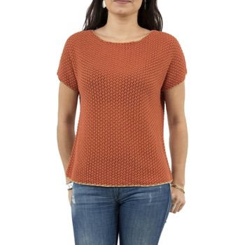 Vêtements Femme Pulls Lee Cooper pull léger  006222 chelcy 2300 orange orange