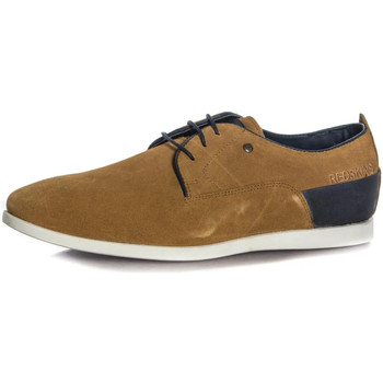 Chaussures Homme Baskets mode Chaussures Redskins MISTRAL COGNAC MARINE Cognac