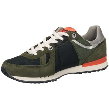 Chaussures Homme Running / trail Pepe jeans TINKER 1973 vert