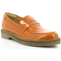 Chaussures Femme Mocassins Kickers OXMOX VERNIS Orange