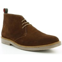 Chaussures Homme Boots Kickers TYL Camel