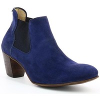 Chaussures Femme Bottines Kickers SWEETY Marine