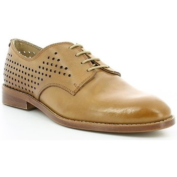 Chaussures Femme Derbies Kickers TULO Camel