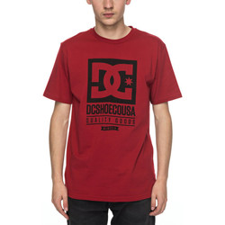 Vêtements Homme T-shirts manches courtes DC Shoes Keep Rolling T-Shirt Mc Homme
