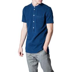Vêtements Homme Chemises manches courtes Minimum JAMISON Bleu