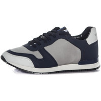 Chaussures Homme Baskets mode Antony Morato MMFW00878 / 9024 Bleu marine/gris/blanc