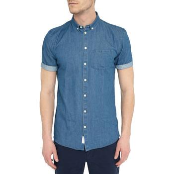 Vêtements Homme Chemises manches courtes Minimum HENSON Bleu