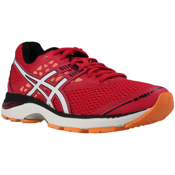 Chaussures Homme Baskets basses Asics T7D8N-2102 Rouge