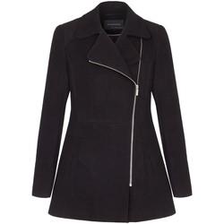 Vêtements Femme Manteaux Anastasia Veste d'hiver courte à glissière Black