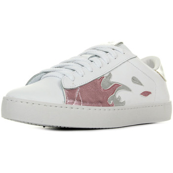 Chaussures Femme Baskets mode Victoria Deportivo Parches blanc