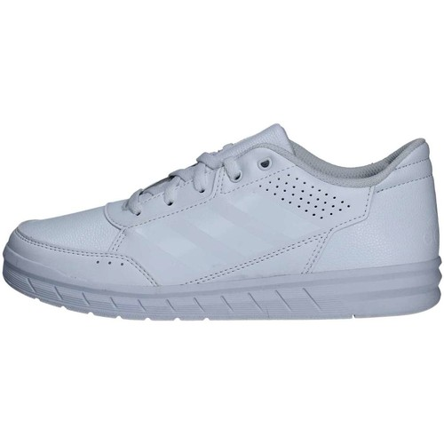 adidas Originals BA9455 Basket Homme White White - Chaussures Baskets basses Homme