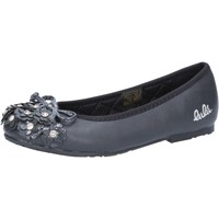 Chaussures Fille Ballerines / babies Lulu AC51 gris