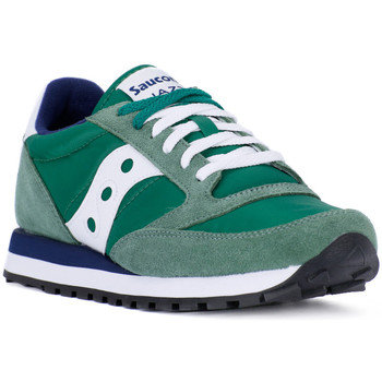 Chaussures Homme Baskets mode Saucony JAZZ GREEN WHITE Verde