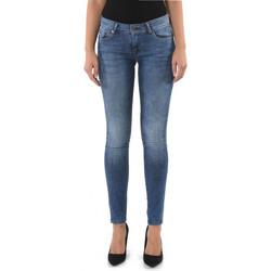 Vêtements Femme Jeans slim Kaporal Jean Slim Femme Loka Neon Bleu