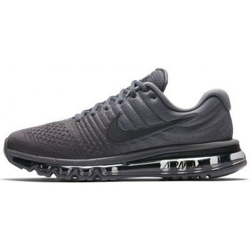 Chaussures Homme Running / trail Nike Chaussures de running Air Max 2017 homme Gris anthracite