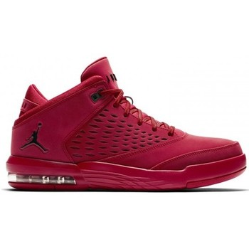 Chaussures Homme Basketball Nike FLIGHT ORIGIN 4 / ROUGE Rouge