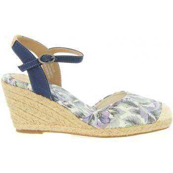 Chaussures Femme Espadrilles Pepe jeans PLS90273 KINNEY 530 ANYL Azul