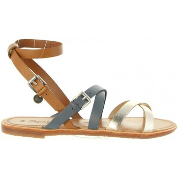 Chaussures Fille Sandales et Nu-pieds Pepe jeans PGS90071 ARIZONA Marrón