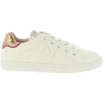 Chaussures Fille Baskets basses Pepe jeans PGS30254 HALLEY Blanco