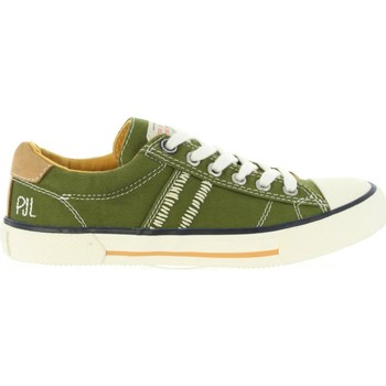 Chaussures Enfant Baskets basses Pepe jeans PBS30282 SERTHI Verde
