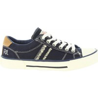 Chaussures Enfant Baskets basses Pepe jeans PBS30282 SERTHI Azul