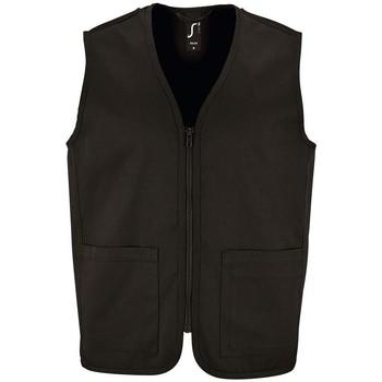 Vêtements Vestes Sols WALLACE WORK UNISEX Negro