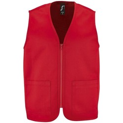 Vêtements Vestes Sols WALLACE WORK UNISEX Rojo