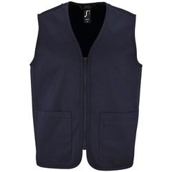 Vêtements Vestes Sols WALLACE WORK UNISEX Azul