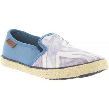 Chaussures Enfant Espadrilles Pepe jeans PBS10078 FRANK Azul