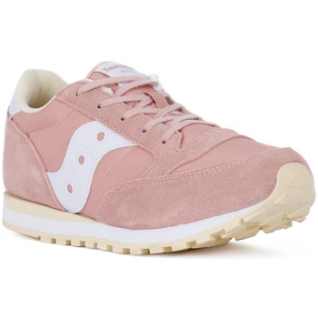 Chaussures Femme Baskets basses Saucony JAZZ JUNIOR Rosa
