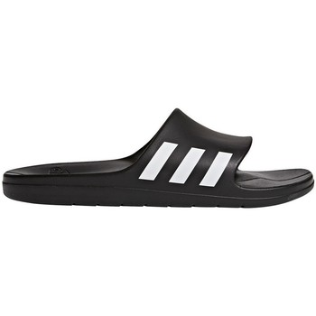 Chaussures Homme Tongs adidas Originals Aqualette Slides Black Noir