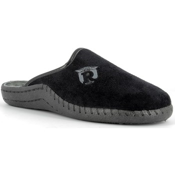 Chaussures Homme Chaussons Neles Mules hommes  - JH1124 Noir