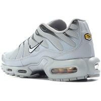 Chaussures Homme Baskets basses Nike Air Max Plus - 852630-021 Gris