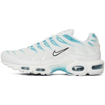Chaussures Homme Baskets basses Nike Air Max Plus - 852630-105 Blanc