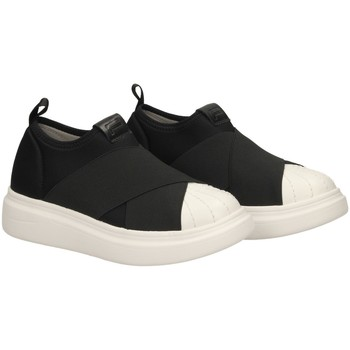 Chaussures Femme Baskets basses Fessura EDGE MASK blanc