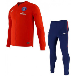 Vêtements Homme Ensembles de survêtement Nike Ensemble de survêtement  Paris Saint-Germain Dry Squad - Ref. 85 Rouge