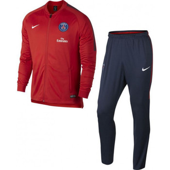 Vêtements Garçon Ensembles de survêtement Nike Ensemble de survêtement  Paris Saint-Germain Dry Squad Junior - Rouge