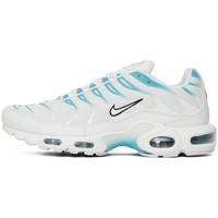 Chaussures Homme Baskets basses Nike Air Max Plus - Ref. 852630-105 Blanc