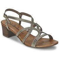 Chaussures Femme Sandales et Nu-pieds Lola Espeleta GUITARE Gris