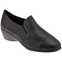 Chaussures Femme Mocassins Stonefly Étranglé Confort Mocassins