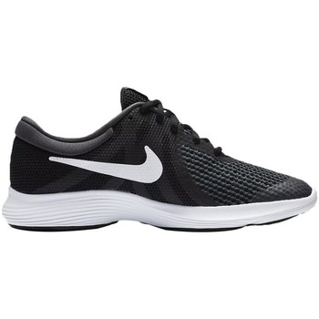 Ville Basse enfant nike revolution 4 running shoe black