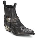Boots New Rock PRETO