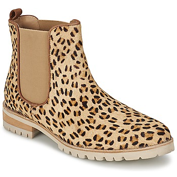 Bottines / Boots Maruti PARADISE Blanc / Noir 350x350