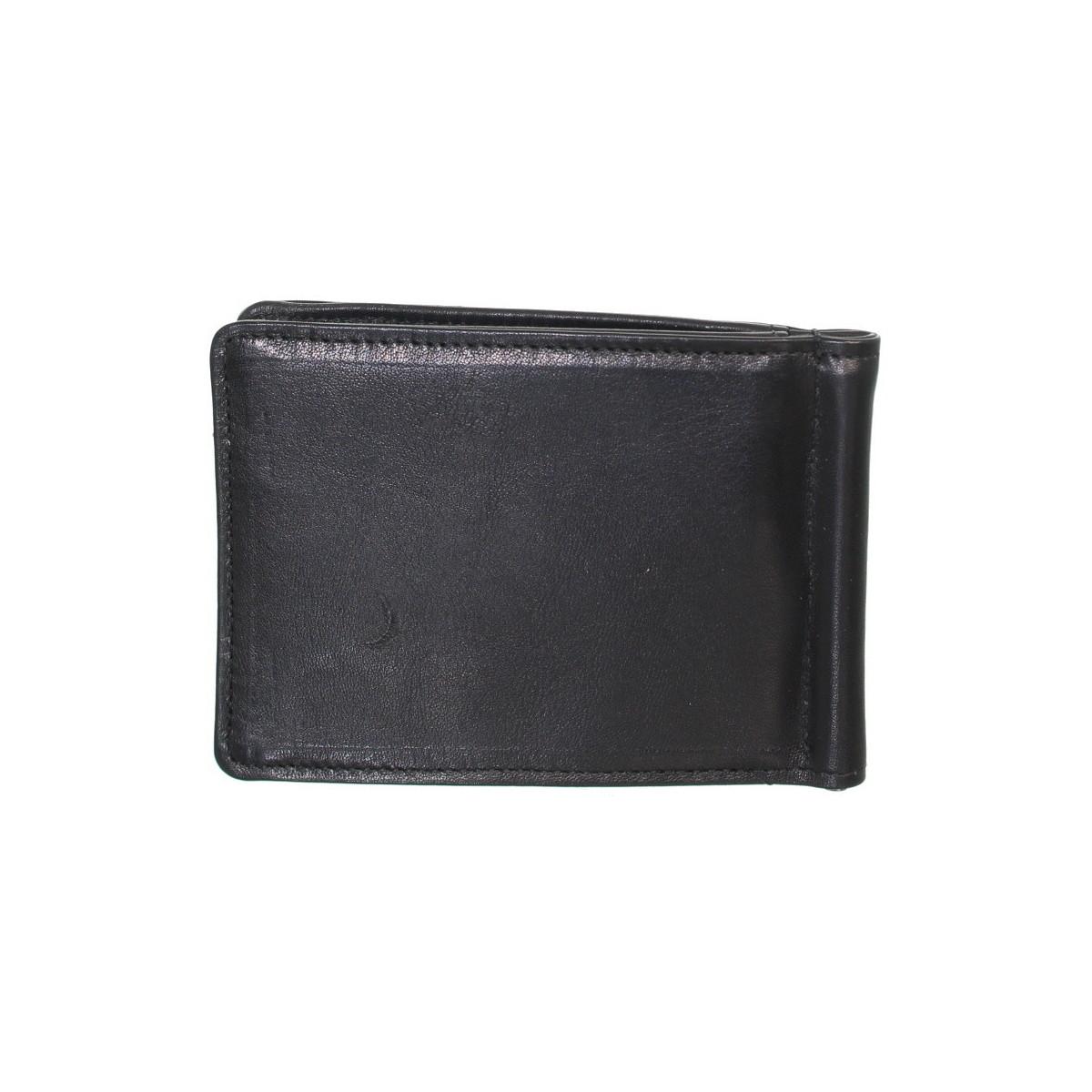 Arthur & Aston Porte-cartes Et En Cuir Ref_ast42541 Noir - Sacs Portefeuilles 34,31 €