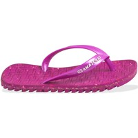 Chaussures Femme Tongs Amazonas Tongs Eco Flip-Flop Rose ROSE
