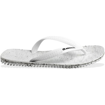 Chaussures Homme Tongs Amazonas Tongs Eco Flip-Flop Blanc BLANC