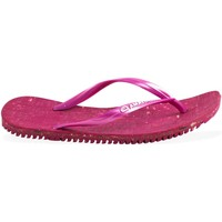 Chaussures Femme Tongs Amazonas Tongs Eco Flip Flop Rose ROSE