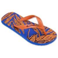 Chaussures Garçon Tongs Amazonas Tongs Enjoy Buriti Bleu et Orange ORANGE